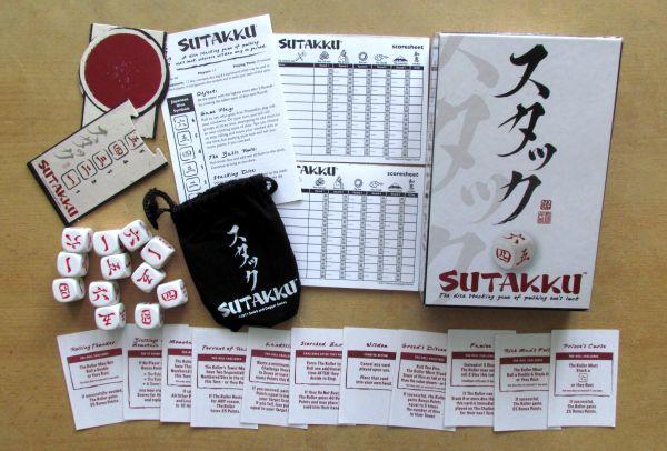 Sutakku - packaging