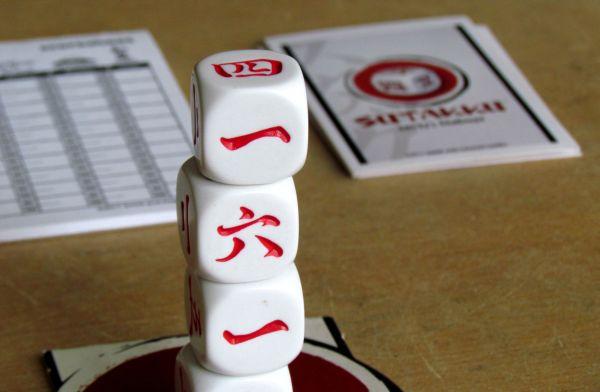 Sutakku - game in progress