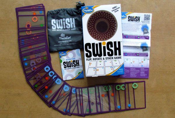 Swish - balení