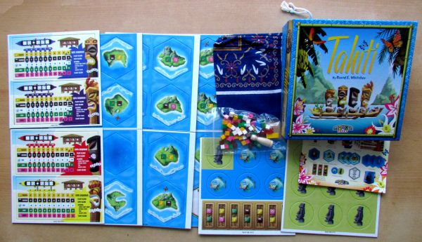 Tahiti - packaging