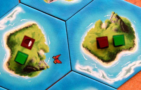 Tahiti - game in progress