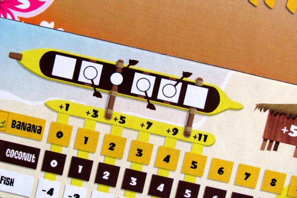 Tahiti - player board detail