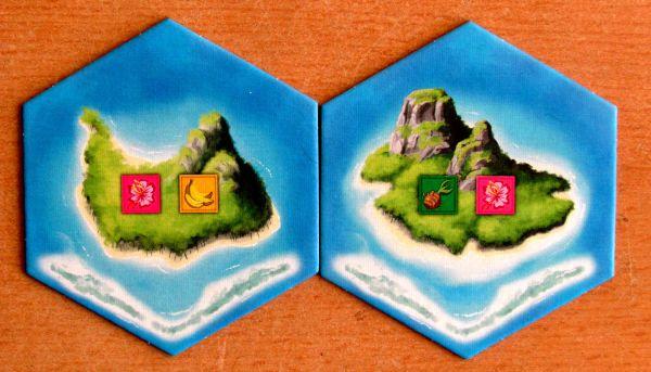 Tahiti - map tiles