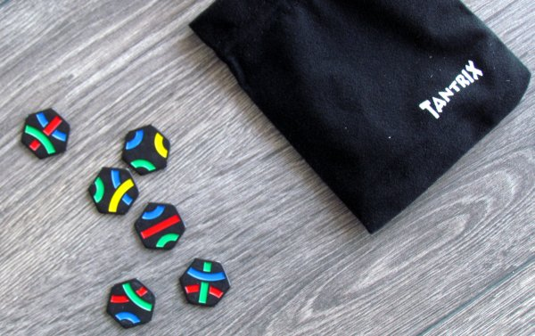 Tantrix Pocket - připravená hra