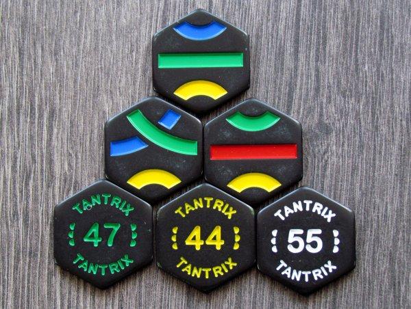 Tantrix Pocket - žetony