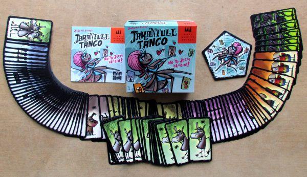 Tarantule Tango - balení