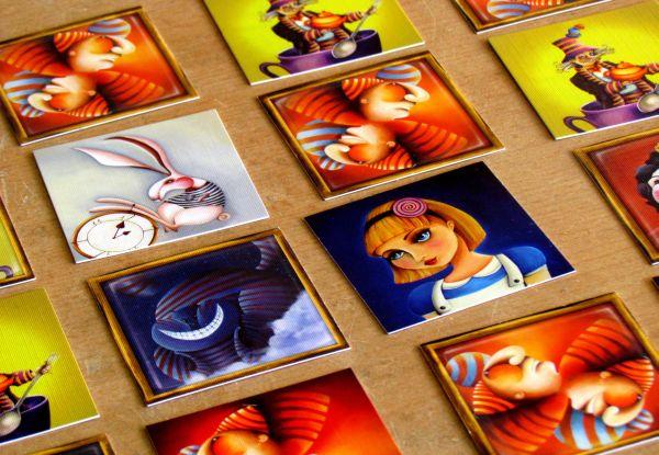 Tea Time - rozehraná hra