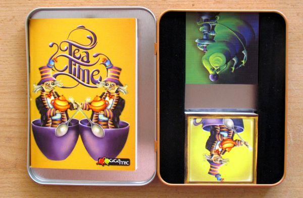 Tea Time - krabice