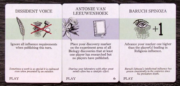 The New Science - cards