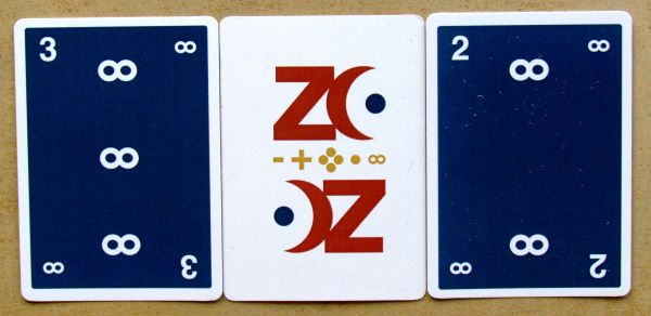 The Zont Deck - karty