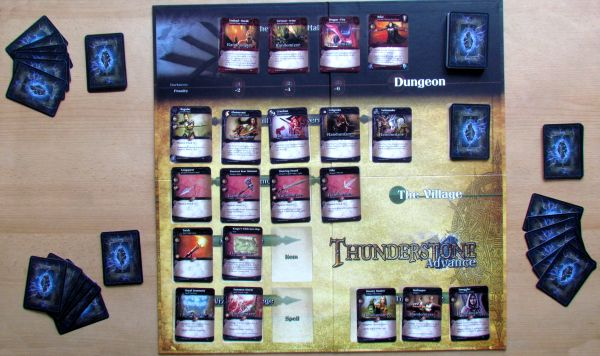Thunderstone Advance - randomizers