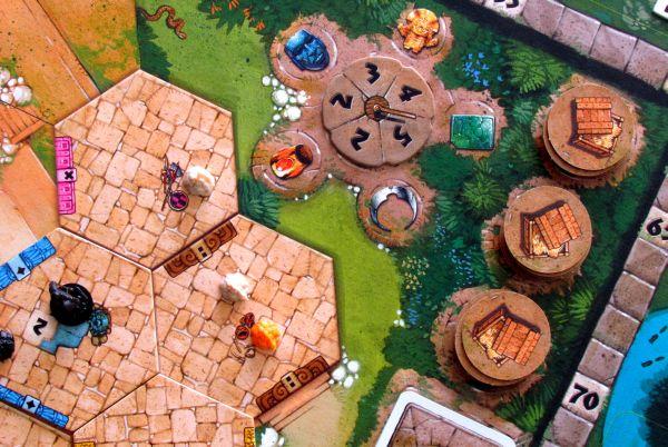 Tikal II: The Lost Temple - rozehraná hra