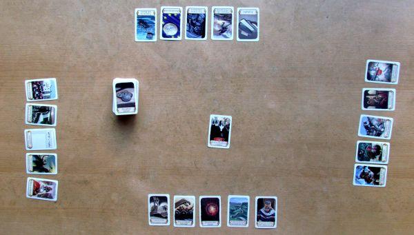 Timeline: Historické události - připravená hra