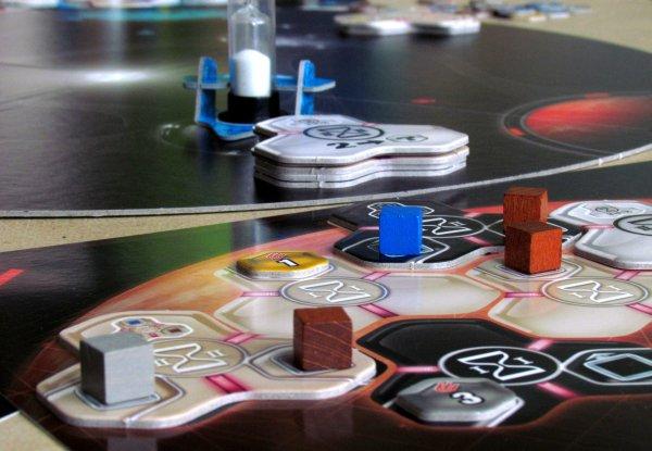 Time n Space - rozehraná hra