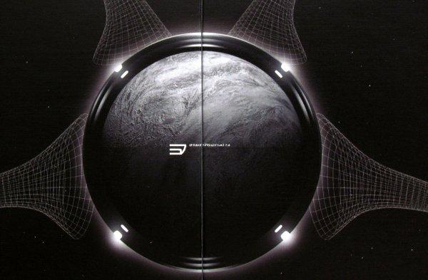Time n Space - board detail
