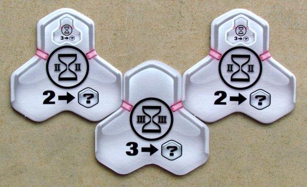 Time n Space - tiles