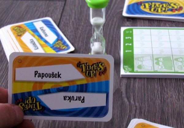 Time´s Up: Rodina - rozehraná hra