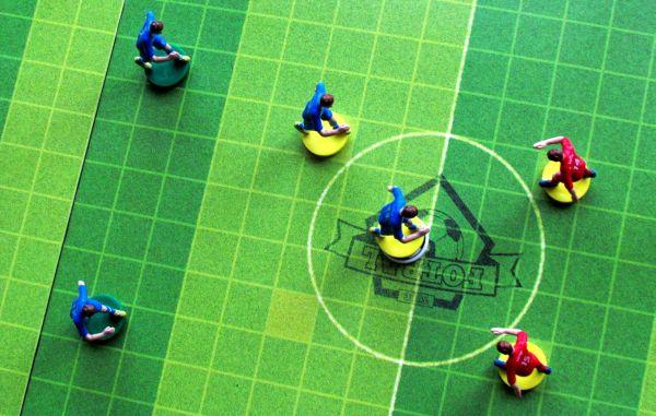 To je fotbal - připravená hra
