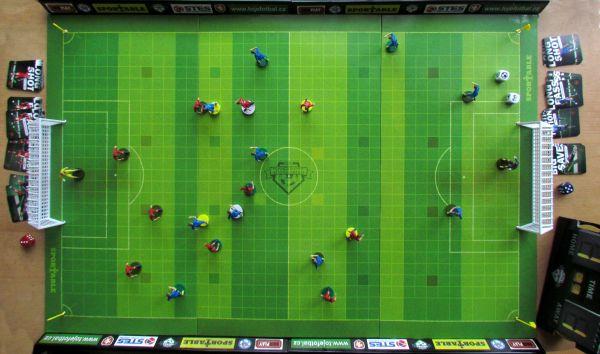 To je fotbal - rozehraná hra