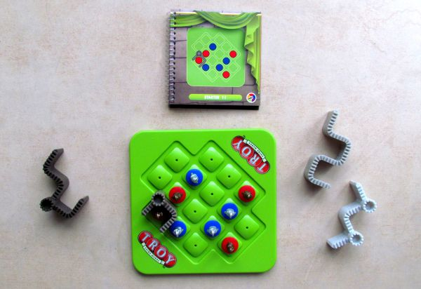 Smart Games: Troy - puzzle is ready