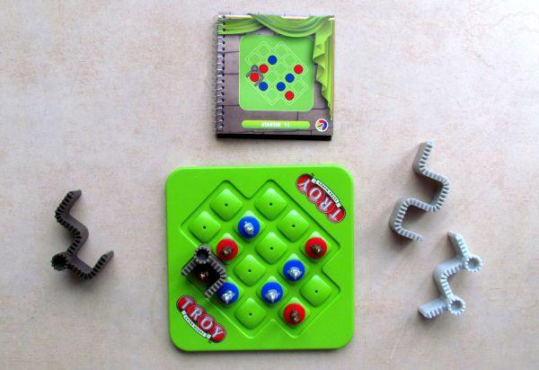 Smart Games: Troy - připravený hlavolam