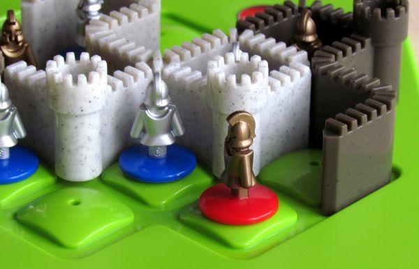 Smart Games: Troy - průběh řešení