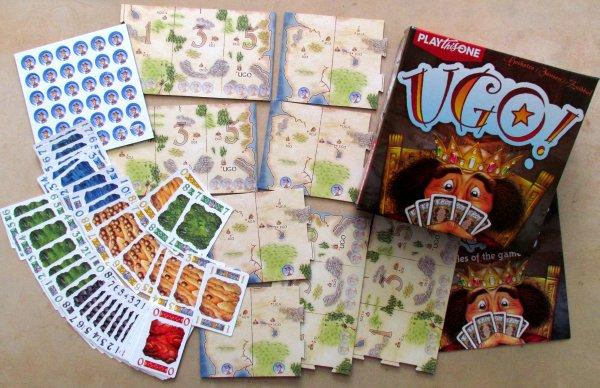 UGO! - packaging