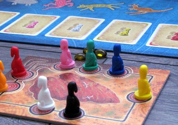 Uluru - rozehraná hra