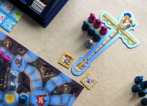 Um Ruhm und Ehre - rozehraná hra
