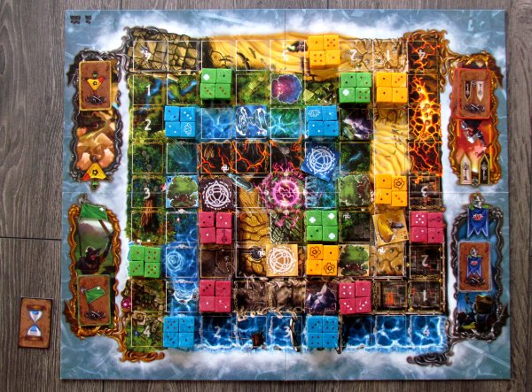 Unita - game in progress