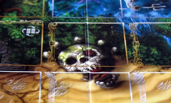 Unita - board detail