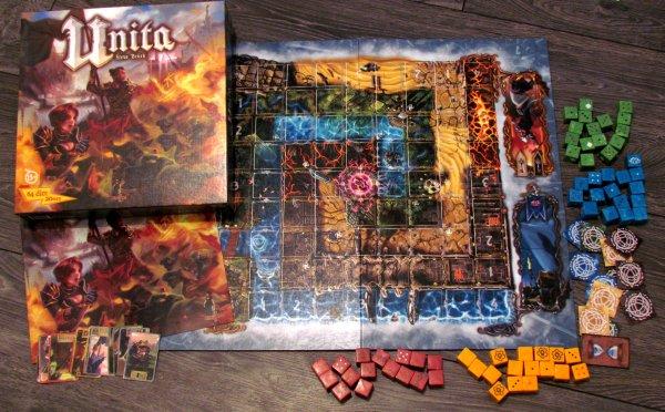 Unita - packaging
