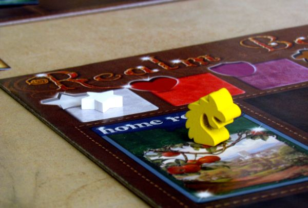 Upon a Fable - připravená hra