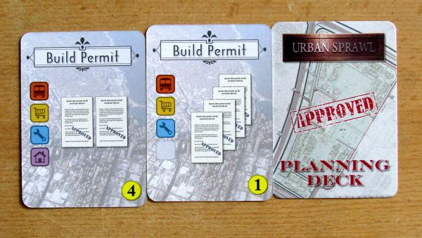 Urban Sprawl - cards
