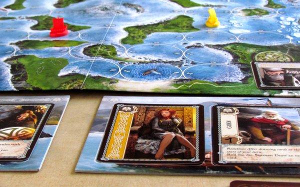 Vikings: Warriors of the North - rozehraná hra