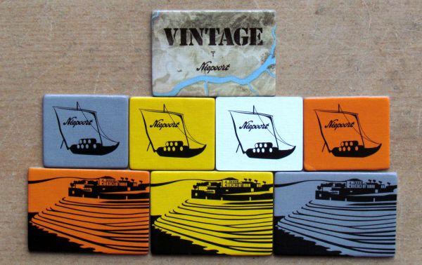 Vintage - žetony
