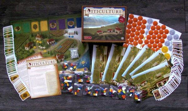 Viticulture - packaging