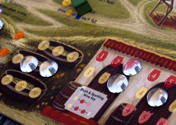 Viticulture - rozehraná hra
