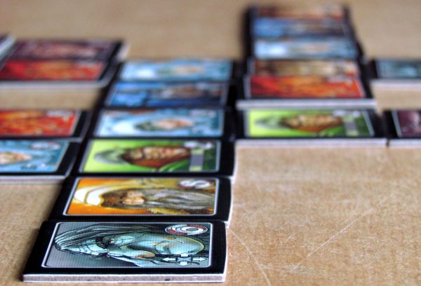 Völuspá - rozehraná hra