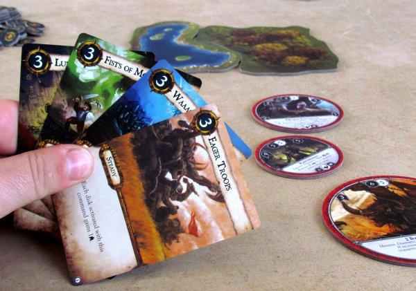 Warhammer: Diskwars - připravená hra