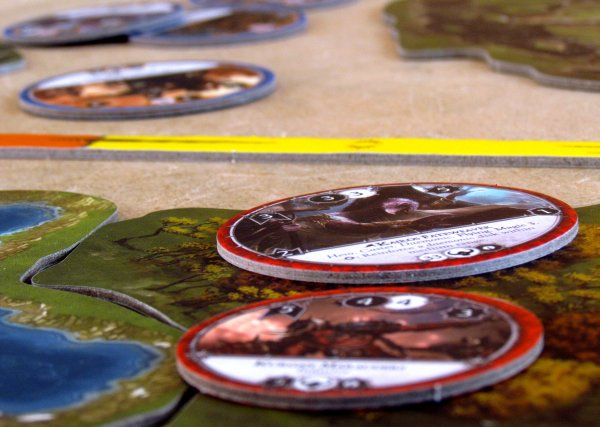 Warhammer: Diskwars - rozehraná hra