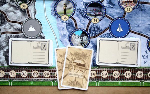 Wunderland - připravená hra