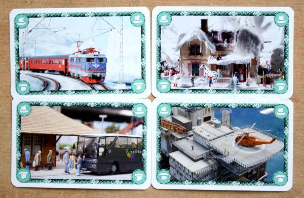 Wunderland - cards
