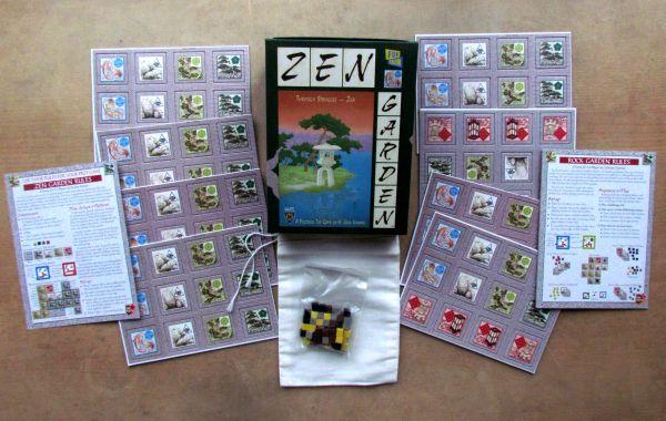 Zen Garden - packaging