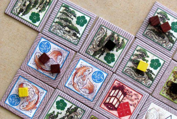 Zen Garden - game in progress
