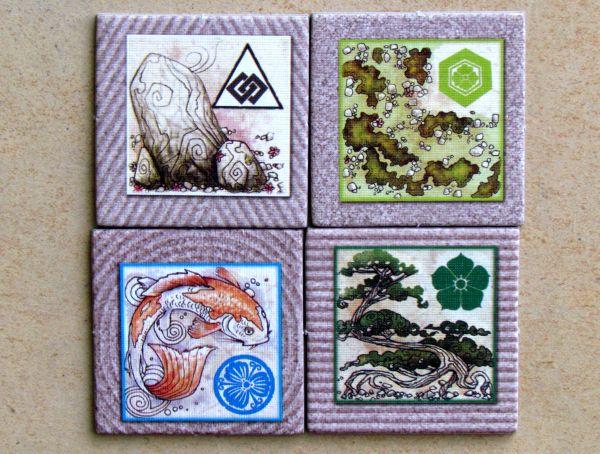 Zen Garden - tiles