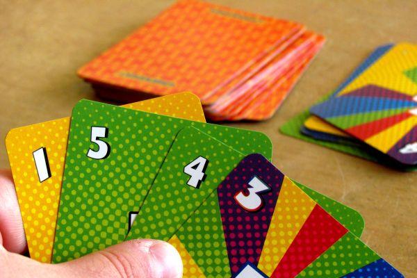 Zip Zap - rozehraná hra