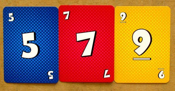 Zip Zap - karty