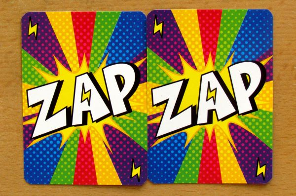 Photo: Zip Zap - cards