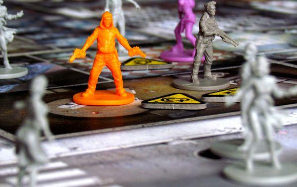 Zombicide - rozehraná hra